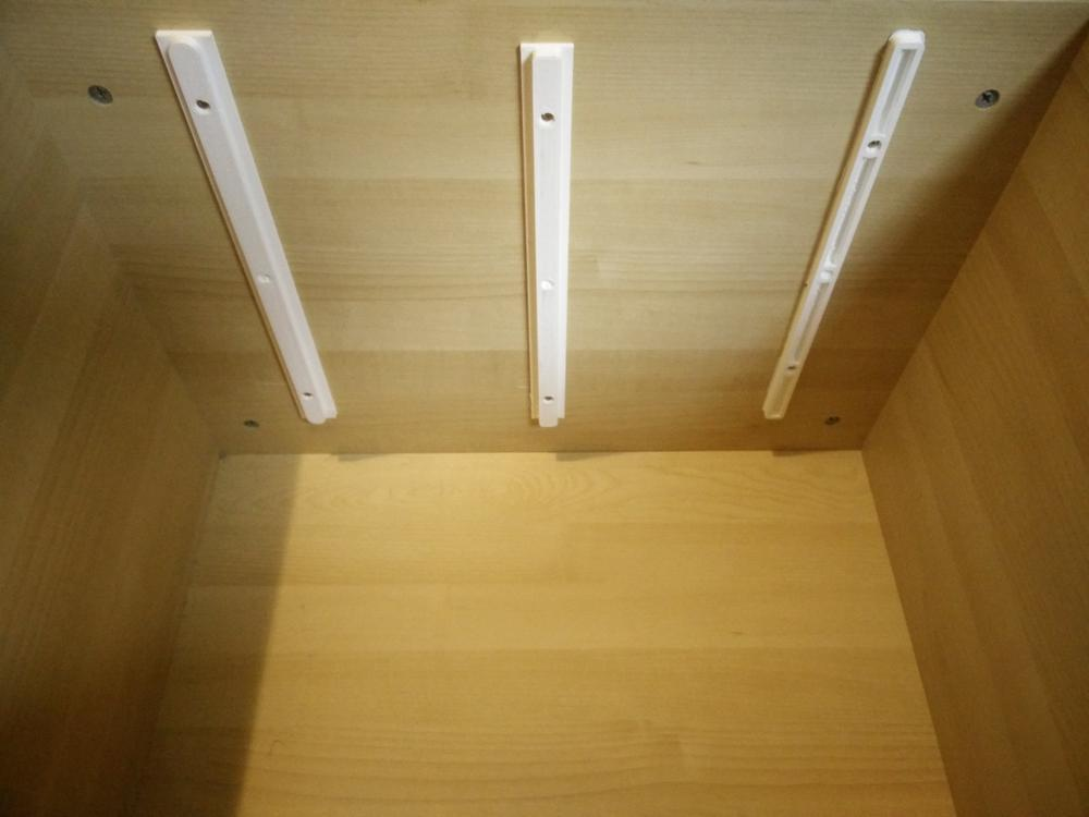 fixing ikea drawers